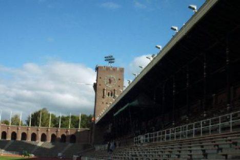 Stockholm Stadium, Sweden